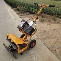 普航电动除草机工作视频 土地翻整旋耕机价格 背负式除草机多少钱一台