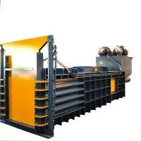 30KW 120T卧式半自动液压打包机 废纸 塑料扎捆机 昌晓机械设备 厂家直销