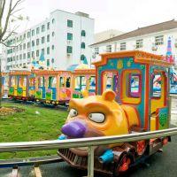 厂家直销20座托马斯电动小火车儿童游乐园观光车电动游览车