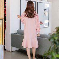 羽纱国际羽绒服工厂尾货 外贸品牌女装折扣批发尾货白色衬衫