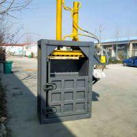旧物回收公司打包秸秆打包机设备 科宇编织袋打包机