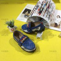 供应一线品牌ABC男女童运动鞋品牌童装折扣走份