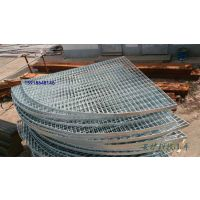 热镀锌钢格板平台 Q235楼梯踏步板 广州钢格栅厂家直销 Q235