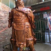 红花梨根雕关公关二爷木雕摆件观音财神爷佛像实木木雕工艺品定制