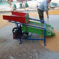 大豆玉米杂质筛选机 双层振动筛选机宏兴牌