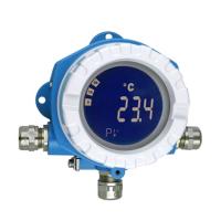 TMT142 现场温度变送器 E+H温度变送器 济南代理商