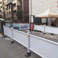 厂家直销城市市政道路护栏锌钢隔离护栏美化道路隔离锌钢栅栏