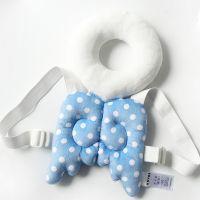 宝宝头部保护垫子婴儿学步护头枕儿童头部防撞垫防摔垫护头帽