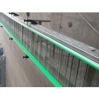 克拉玛模块式网带输送机 厂家推荐提升爬坡输送