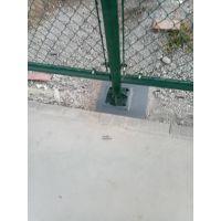 墨绿色网球场围网、定制学校操场护栏网厂家、河北围网价格