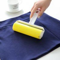 大号可水洗滚筒粘毛器 地毯衣物除尘去毛器灰尘粘毛刷