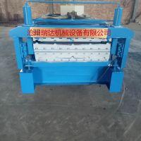 840900双层压瓦机A彩钢瓦成型机厂家A客户可定制压瓦机价格