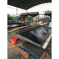 江西维克多矿业装备生产玻璃钢摇床选矿摇床耐磨防腐蚀摇床