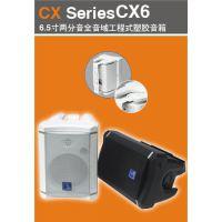 热销专业音箱卡包音响会议家庭包房卡拉OKFDB6寸工程塑胶CX6