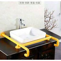 上海卫浴扶手凯茂厂家面向全国批发台盆尼龙无障碍扶手老年人用品
