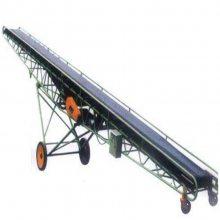 角钢式送料机 滚筒式 码头输送机