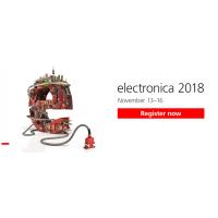 2020年德国电子展+2018年慕尼黑电子展搭建设计