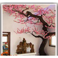室内大型仿真植物假花树