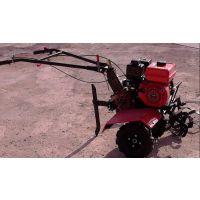 安庆手推式二冲程松土机 微型耙地机操作简单