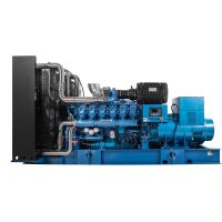 900KW柴油发电机组潍柴重机大功率博杜安 大功率 全铜无刷发电机
