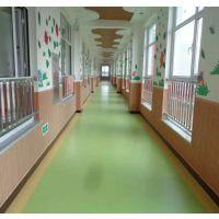 河北南京幼儿园卡通纯色地胶