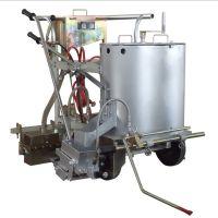山东宇德直销手推式热熔划线机 马路热熔喷漆划线机设备