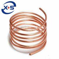 空调用紫铜管 精密紫铜毛细管 3*0.5mm紫铜管