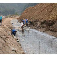 锌铝合金雷诺护垫水利工程建设防汛导流堤脚护岸