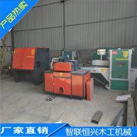 木工机械数控全自动圆木推台锯zlhx-300