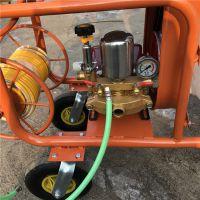 新疆种棉大户信赖的庞泰喷雾器