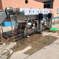 汇康多功能洗玉米机器 糯米棒清洗机 玉米加工设备