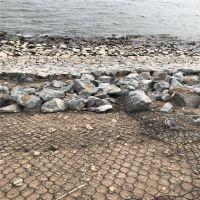 厂家供应热镀锌铅丝笼 pvc格宾网 河道治理、水库加固用石笼网