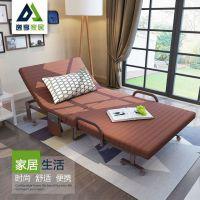 折叠床单人床成人家用简易双人午休床午睡躺椅行军床办公室小户型