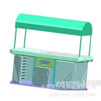 质量保证 供应移动餐车塑料模 塑料加工 塑料件 颜色定制