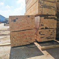 建筑木方广东厂家直销 房建桥梁支模用木方 规格尺寸定制