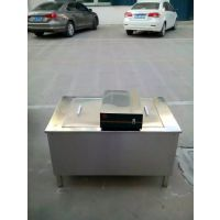 山东超声波震板 济宁超声波零部件清洗机 超声波脱脂除油设备 液压件清洗机