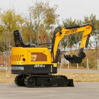 小巷道施工微小型挖掘机多少钱 农用型小挖掘机 微型挖沟机型号齐全
