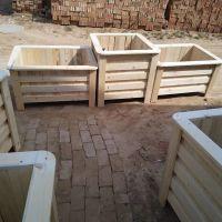 木质花箱、木质花盆——沧州风景环卫设备有限公司