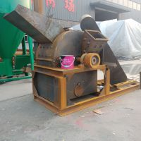 小型多功能木材粉碎机 竹子木屑粉碎机 木头块粉碎机