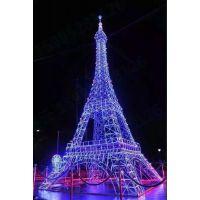 十米精致巴黎铁塔道具出租世界著名建筑模型租赁展示