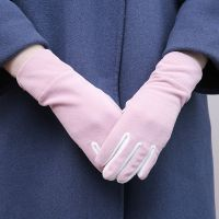 韩版休闲手套 户外骑行加厚男款 摇粒绒保暖手套 可定制LOGO