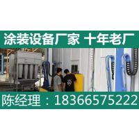 金刚网喷涂设备 静电喷粉生产线 众创品质值得信赖
