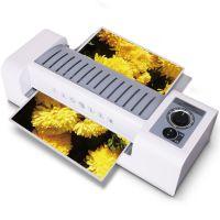 得力3891塑封机 照片过塑机 A4相片过胶机热封冷裱两用覆膜机