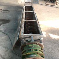 u型螺旋输送机工作原理多用途 管式粮食送料机十堰