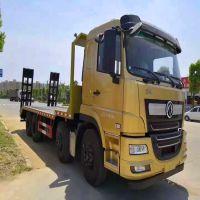 便宜挖机拖车 分期付款挖机板车 东风板车0.8L
