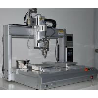美兰达带机器手自动焊锡机 完成高难度焊锡