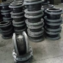 供应四川泵阀连接橡胶接头 DN500耐油可曲挠橡胶接头