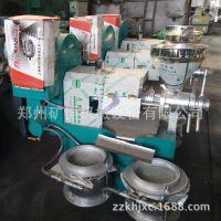 销售 多功能螺旋榨油机 花生芝麻液压榨油机 小型家用榨油机