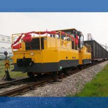 银川轨道机车牵引车供应2600吨公铁两用牵引车经久耐用才是关键