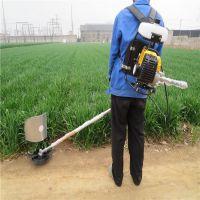 邢台步行铝质杆收割机 果园动力强劲